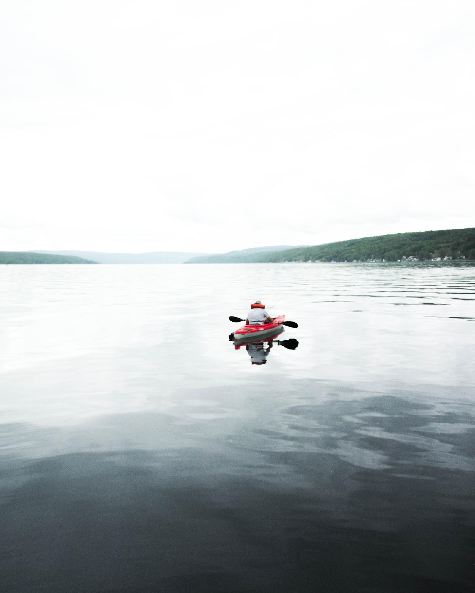 Keuka Kayaking