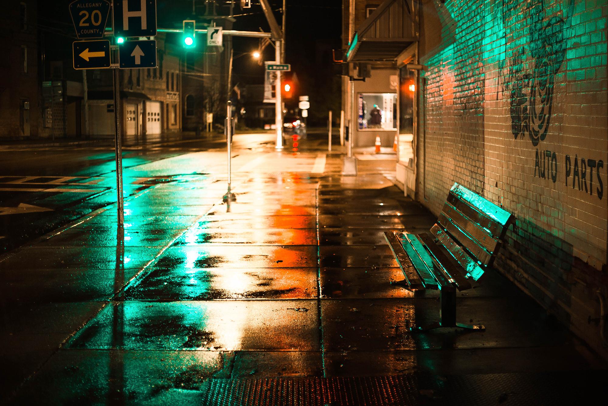 Neon Street