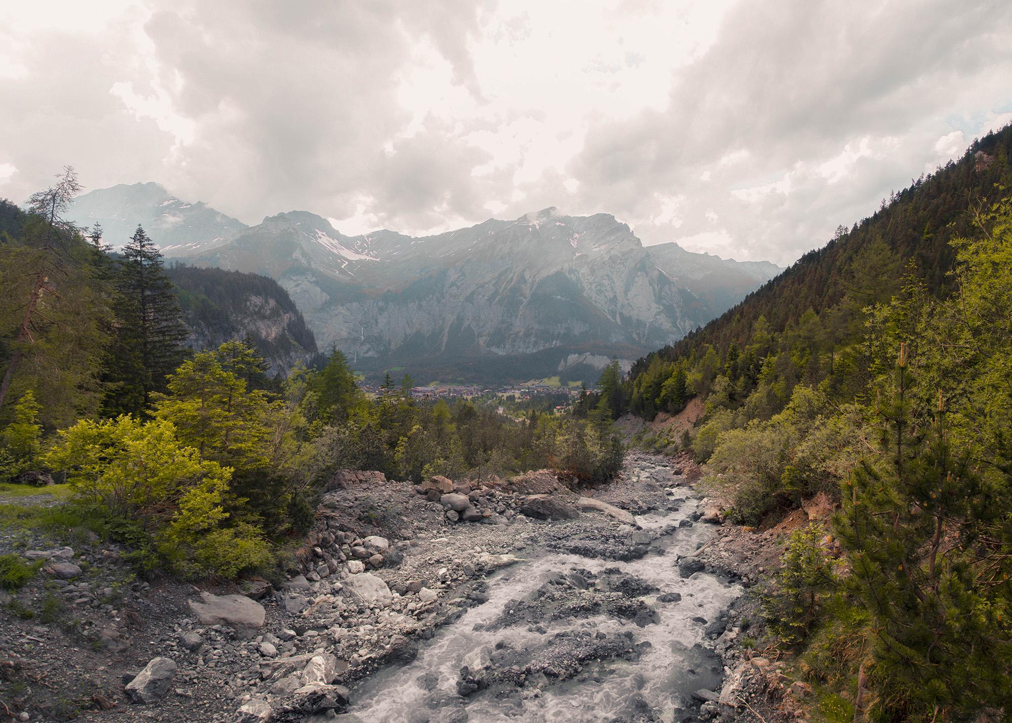 Kandersteg Creek