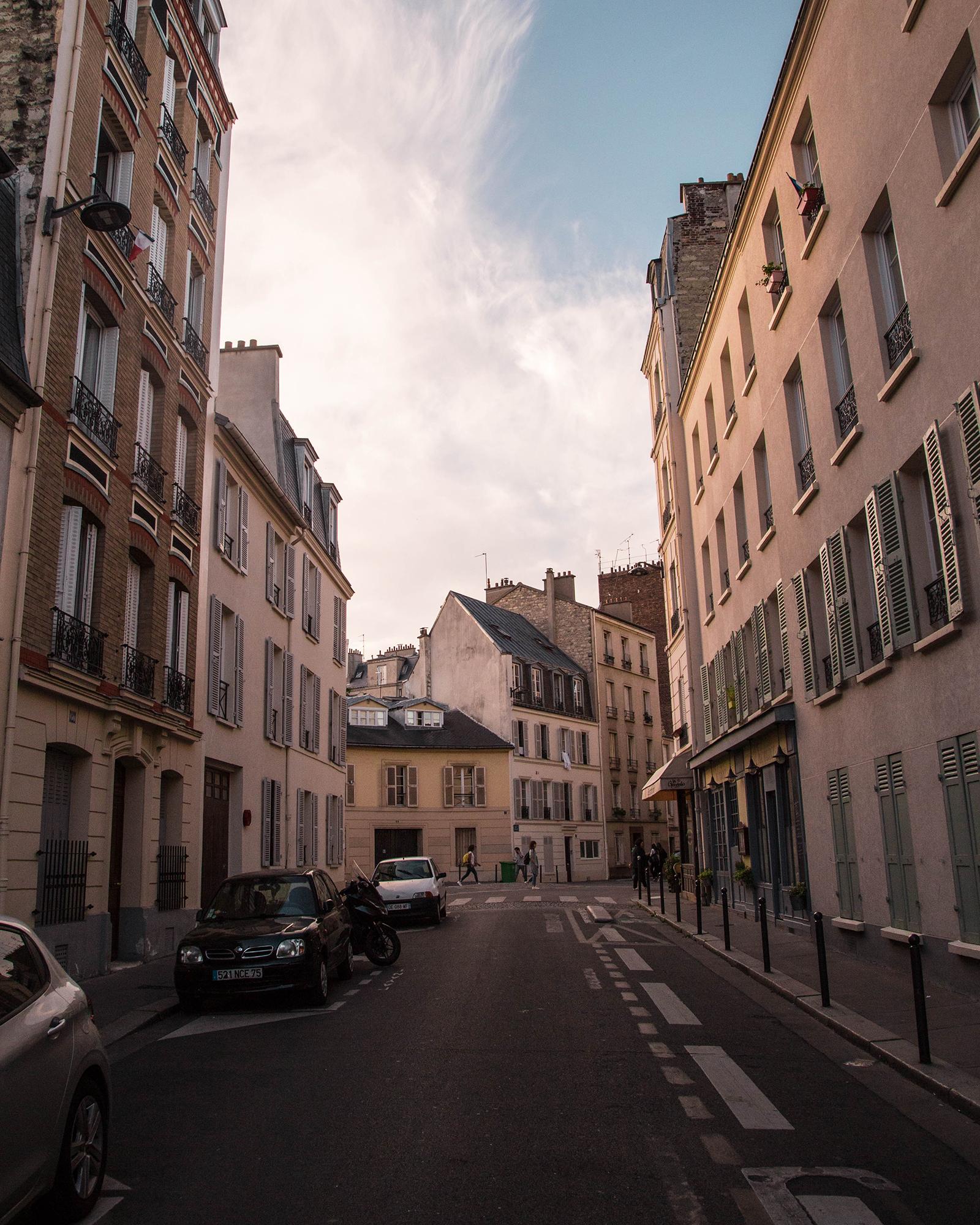 Paris Sidestreet